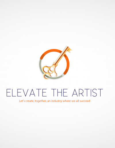 Elevate the Artist (Logo)