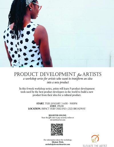 Product Development for Artists in Oakland